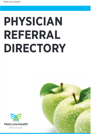 Physician referral directory