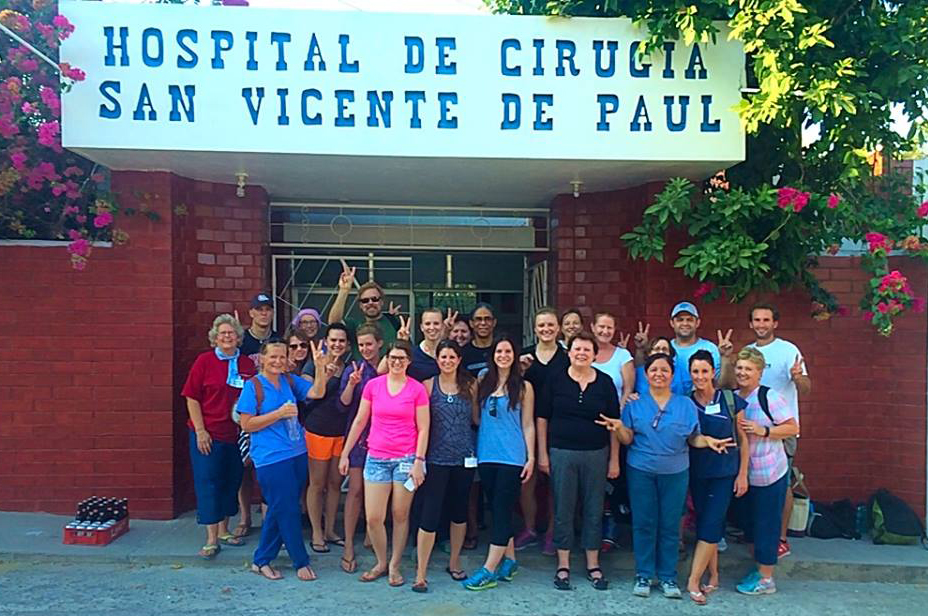 OB/GYN residents in Guatamala