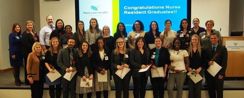 Nursing residency graduation