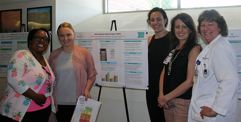 Nursing residency research projects