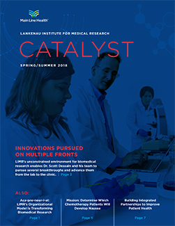 Catalyst magazine - Spring/Summer 2018