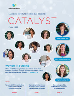 Catalyst magazine - Fall 2020