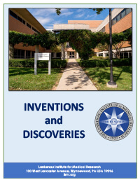 LIMR inventions and innovations cover page