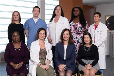 The Main Line Health Cardiovascular Clinical Trials Team