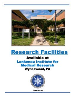LIMR Research Facilities Booklet