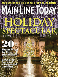 Main Line Today magazine 2018 Top Doctors cover