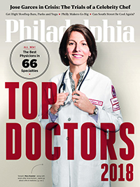 Philadelphia magazine 2018 Top Docs