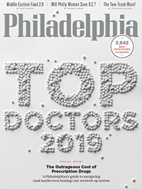 Philadelphia magazine Top Doctors 2019