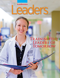 Lankenau Leaders magazine cover spring 2016