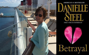 Dr. Jennifer Gilbert and Betrayal book cover
