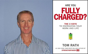 Dan Buckalew and the Are You Fully Charged? book cover