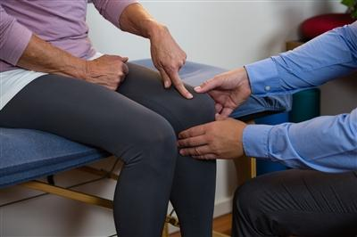 Physical therapy for joint pain