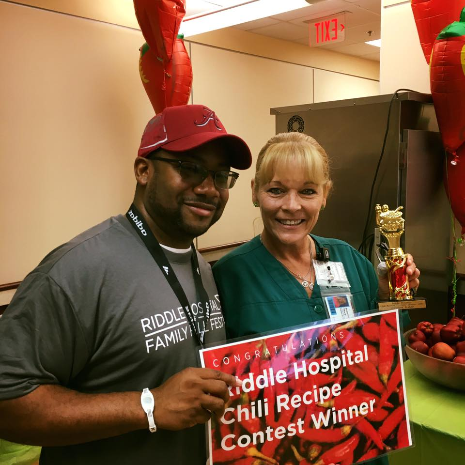 Chili Cook Off Contest Winner