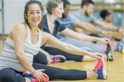 blog  six myths about exercise during pregnancy  main