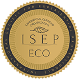 ISEP Experiential Certified Organization (ECO) logo