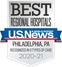U.S. News Best Regional Hospitals Lankenau Medical Center