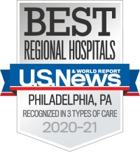 U.S. News Best Regional Hospitals Riddle Hospital