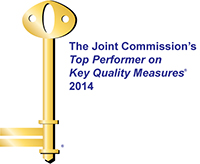 """Top Performer on Key Quality Measures®"""
