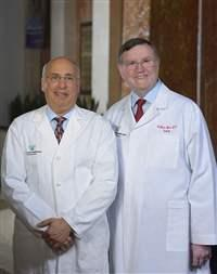 Drs. Charles Dallara and William Ayers