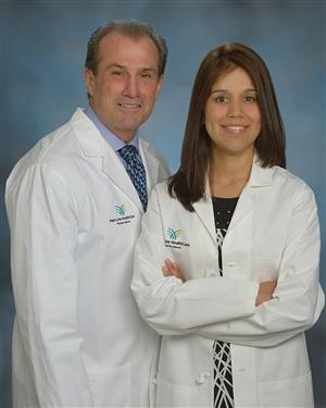 Drs. Bailey and Almonte