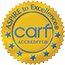 Aspire to Excellence, CARF accredited logo