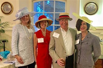 (From left) Kelly Conlan, Cindy Perecko, Gary Perecko and Mary Ann Saleski