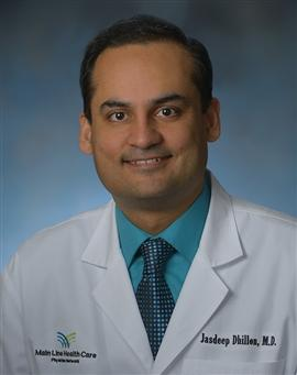 Jasdeep S Dhillon, MD