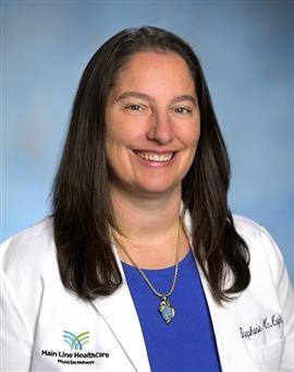 Stephanie A  McKnight, MD   Main Line Health   Philadelphia