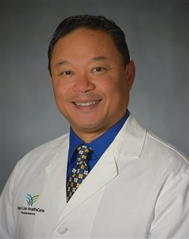 Gilfred C. Ubina, MD