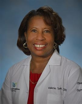 Valerie Tuck, CRNP