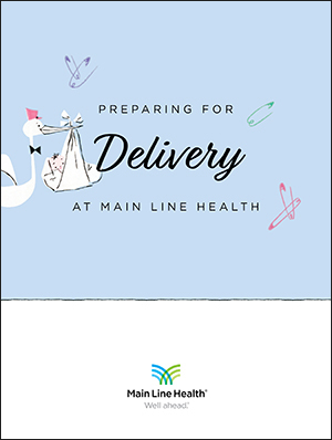 Main Line Health Maternity Booklet
