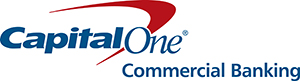 Capital One, commercial banking logo
