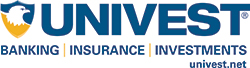 Univest banking insurance investments logo